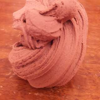 Chocolate butter slime