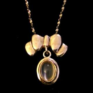 925 Silver 月光石鍊飾