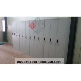 3-Door ( Steel Locker ) Office Partition.Furniture