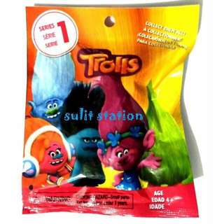 TROLLS PARTY SURPRISE BLIND POUCH FAVORS GIVEAWAYS SOUVENIRS