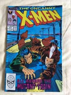 The Uncanny X-Men No. 237