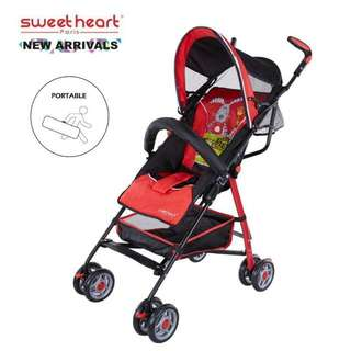 Sweet heart Paris Stroller Buggy BG200