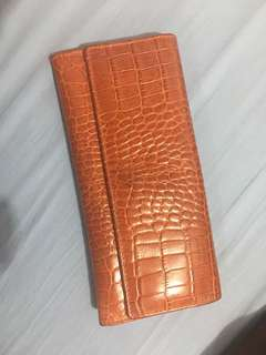 Pre loved Fino leather wallet