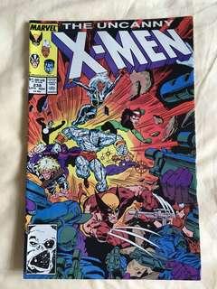 The Uncanny X-Men No. 238