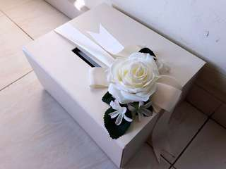 Intercontinental Singapore Wedding Ang Pow/ red packet Box