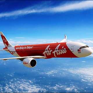 PP Yogyakarta - Bali tiket pesawat air Asia