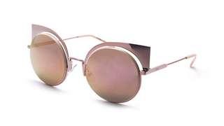 FENDI Cat Eye Sunglasses in Pink (EYESHINE)