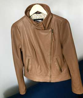 Aritzia Mackage Kenya Leather Jacket