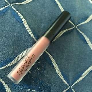 Colourpop ultra matte lipstick in wild nothing 💕