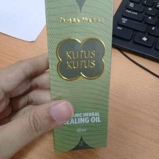 (NEW) Healing Oil Kutus-Kutus