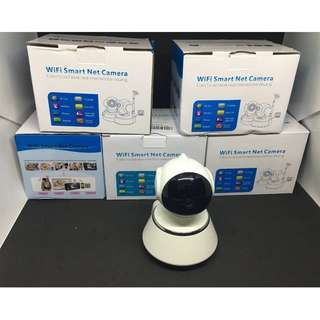 Ready Stock CCTV IP Camera IR Night Vision WiFi Webcam
