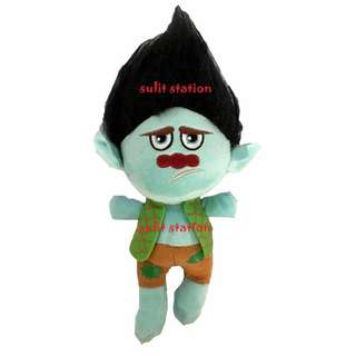 SINGING EDUCATIONAL TROLLS BRANCH STUFFED PLUSH DOLL TOYS