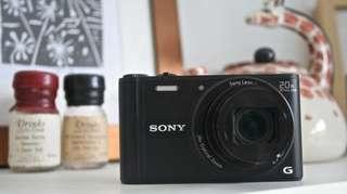 BNIB Sony Cybershot WX350