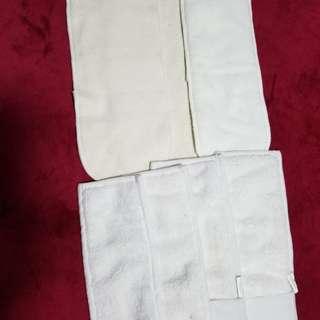 Moomoo cow bumwear cloth diaper absorbent reusable diaper set bramd new