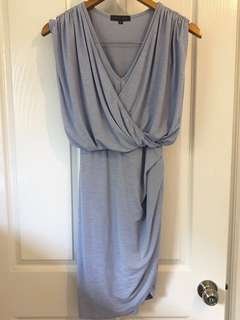 Sheike Dress (Sky Blue) Size 6