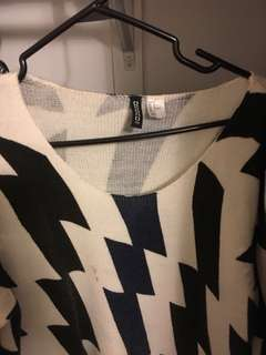 Sweater stripped cute spring winter cold