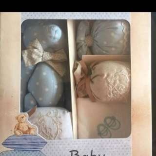 Baby scented gift set