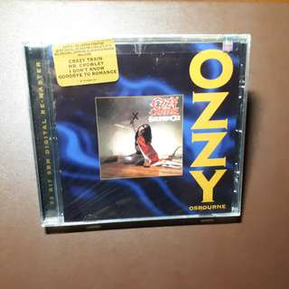 CD Artist: Ozzy Osbourne Album: Blizzard of Ozz