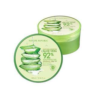 Aloe Vera Gel Nature Republic