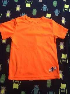 Neon Orange Tshirt