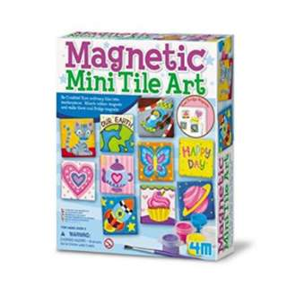 *In Stock* BN 4M Magnetic Mini Tile Art set
