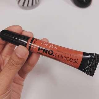 LA Pro Conceal - orange corrector