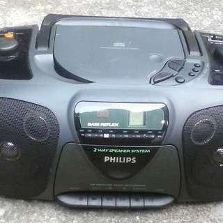 Philips AZ-8057 音響