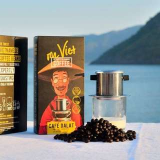 Da Lat Vietnam Coffee