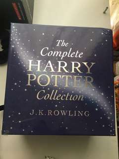 The complete harry potter collection