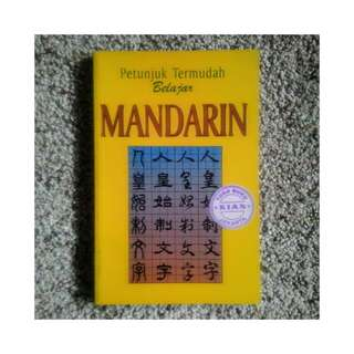 Buku Petunjuk Termudah Belajar Mandarin