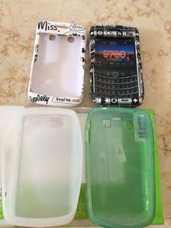 TAKE ALL CASING BB ONYX BOLD 9700 BONUS YG MODEL BOOK COVER