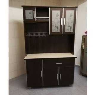 Kitchen Cabinet (L120 x D40 x H182 cm) * L14 B