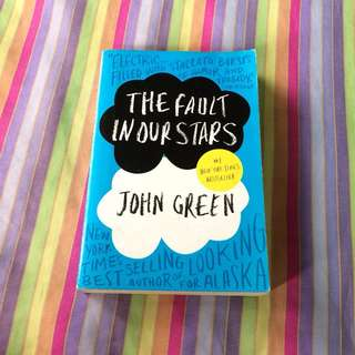 The Fault In Our Stars (Book)