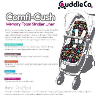 Comfi-cush Memory Foam Stroller Liner