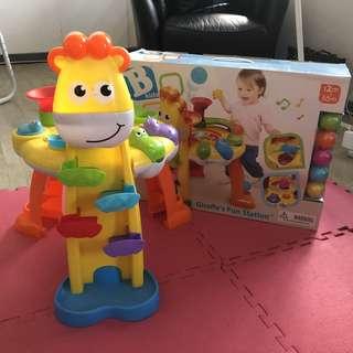 B Kids Giraffe Fun Station