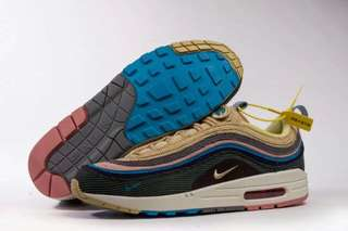 the sean wotherspoon X Air Max 1/97