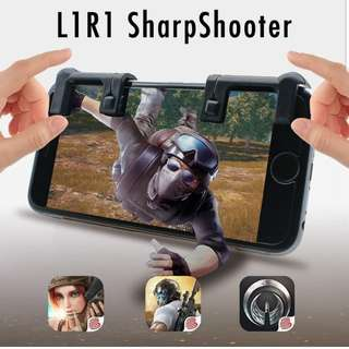 L1 R1 SHARPSHOOTER FOR PUBG AND ROS PLAYERS