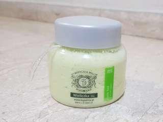 Wieliczka Bath salt green tea