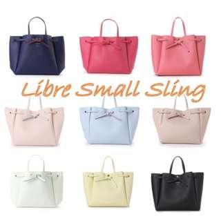 Pre-Order BN Colors By Jennifer Sky Libre Small Sling Bag