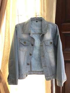 jaket jeans denim