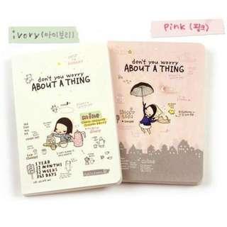 PONY BROWN Korean Diary