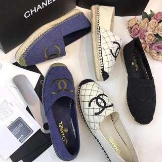 Chanel espadrilles classic feedspot