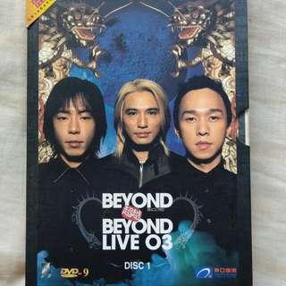 Beyond - Beyond Live 03 (DVD)