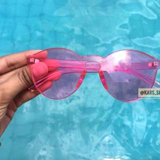 Jelly Sunglasses