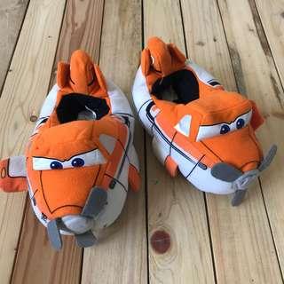 Brand new H&M Disney planes slippers
