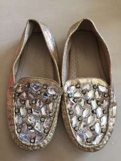 Glitter diamond shoe(22cm)
