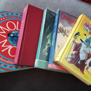 Story books (various titles) free gifts w purchase