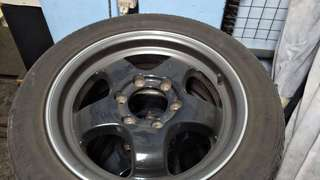 WORKS Sports Rims and tyre for sales