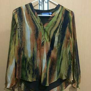 🎆 FREE SHIPPING 🎆 Authentic Vera Wang Top