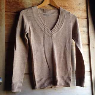 Terranova knitted sweater